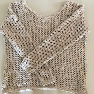 Gilly Hicks Sweaters - Knitted gray sweater